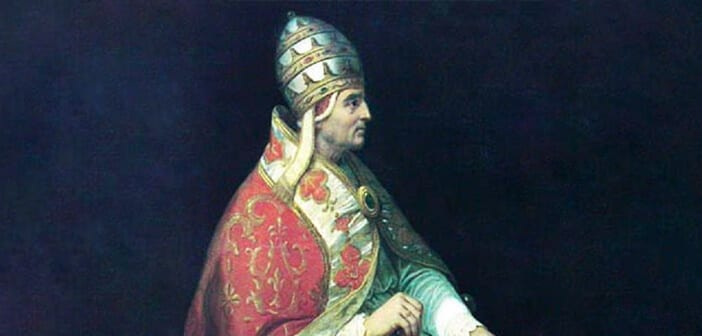 Blessed Pope Urban V: Saint of the Day