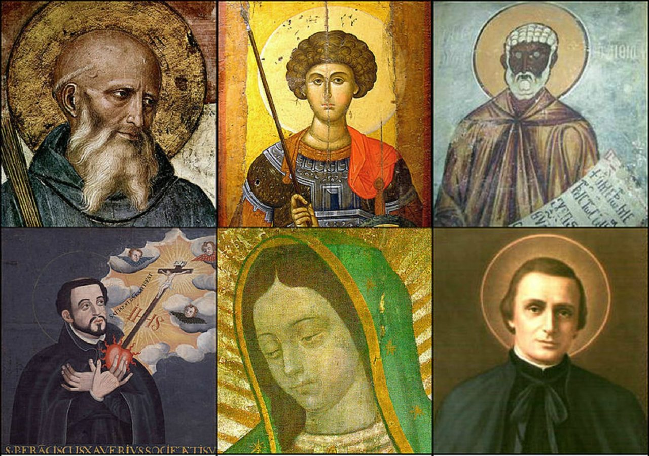 Here Are Some Incorruptible Saints