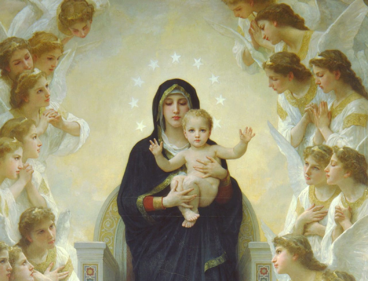 Five Prayers Taught at Fatima by Mary & the Angels