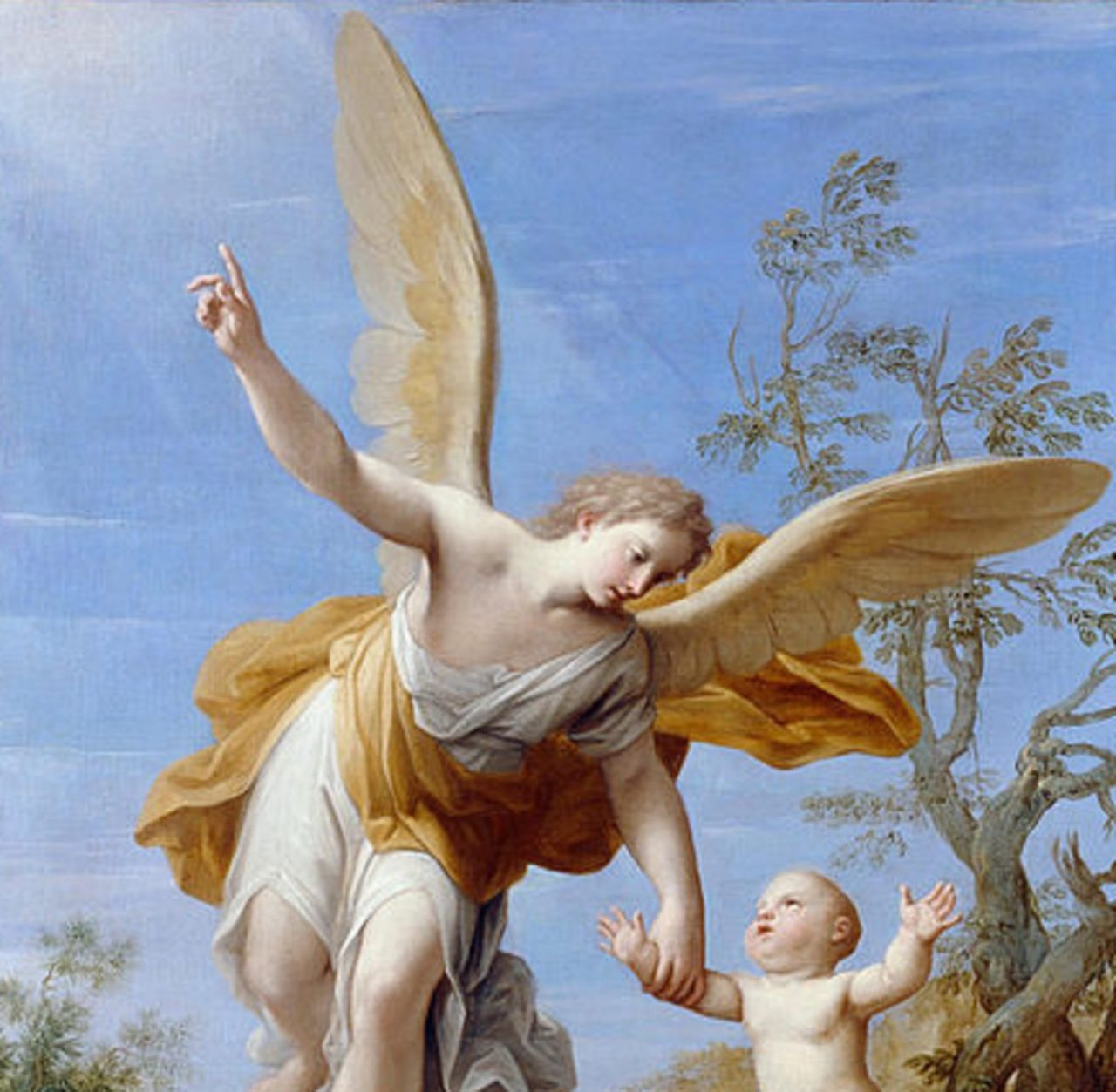 Should I pray to learn the name of my Guardian Angel?