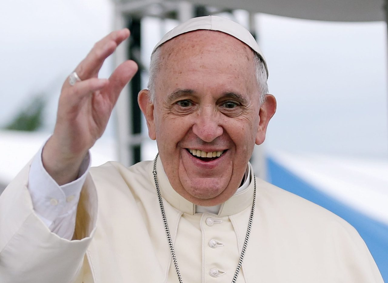 In A Recent Book On Clergy And Religious Life, Pope Francis Addresses Homosexuality.