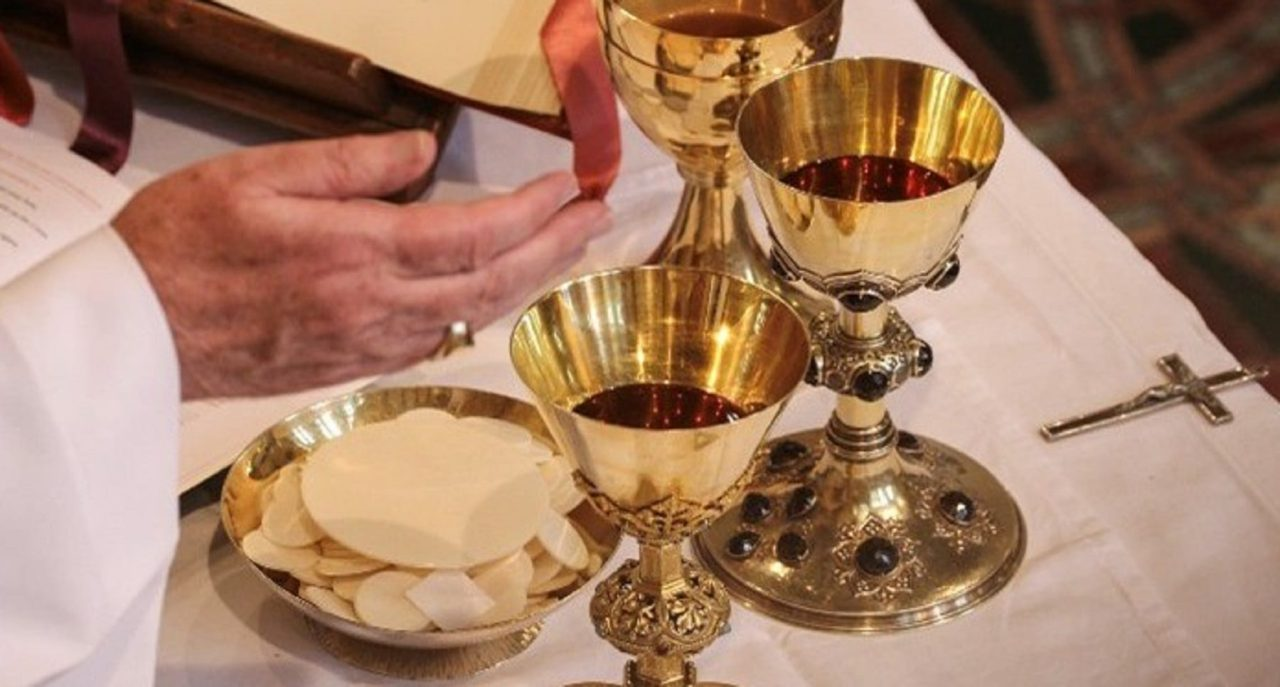 7 things you didn't know about the Eucharist