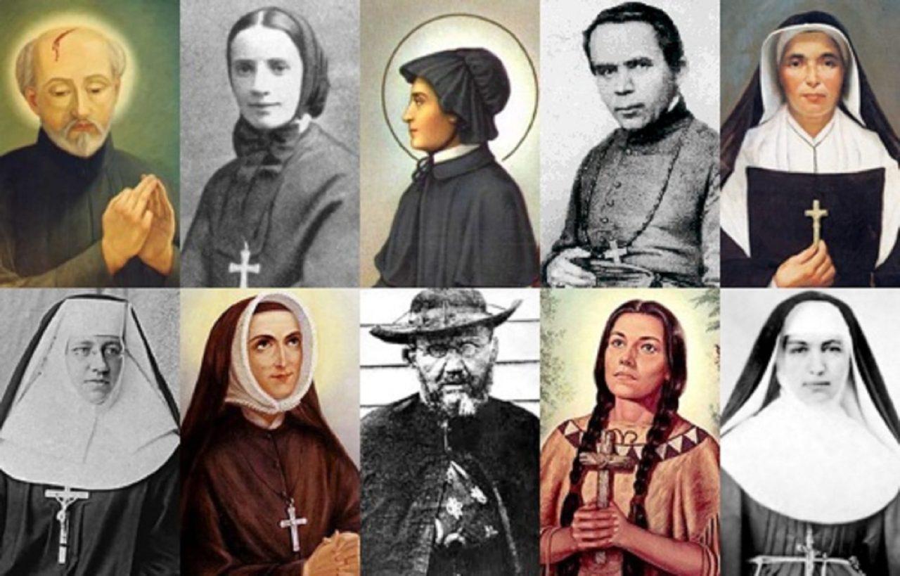 10 Saints and Future Saints Who Were Born in America