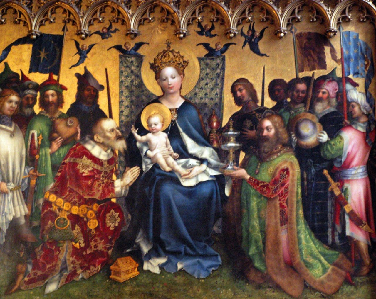 Every Student Should Know These Patron Saints