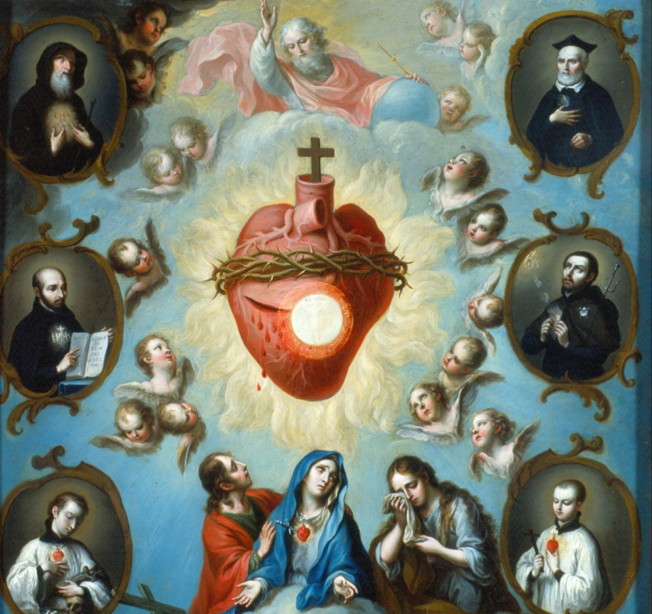 What You Didn't Know About the Sacred Heart of Jesus