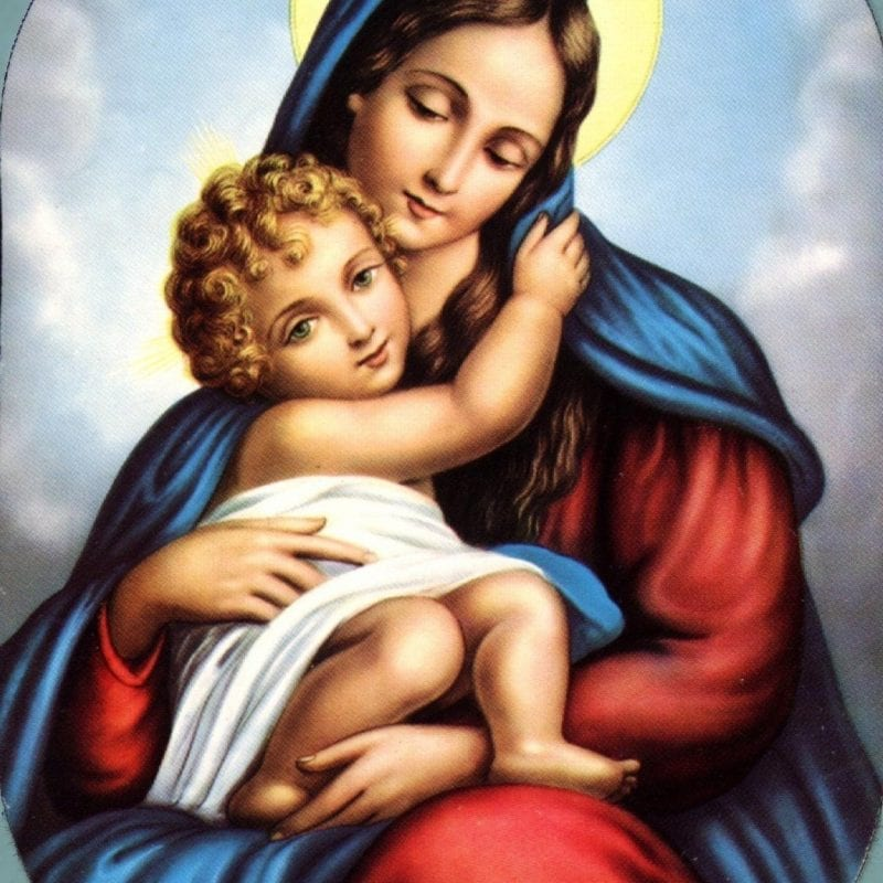 Happy New Year – The Feast Of Mother of God