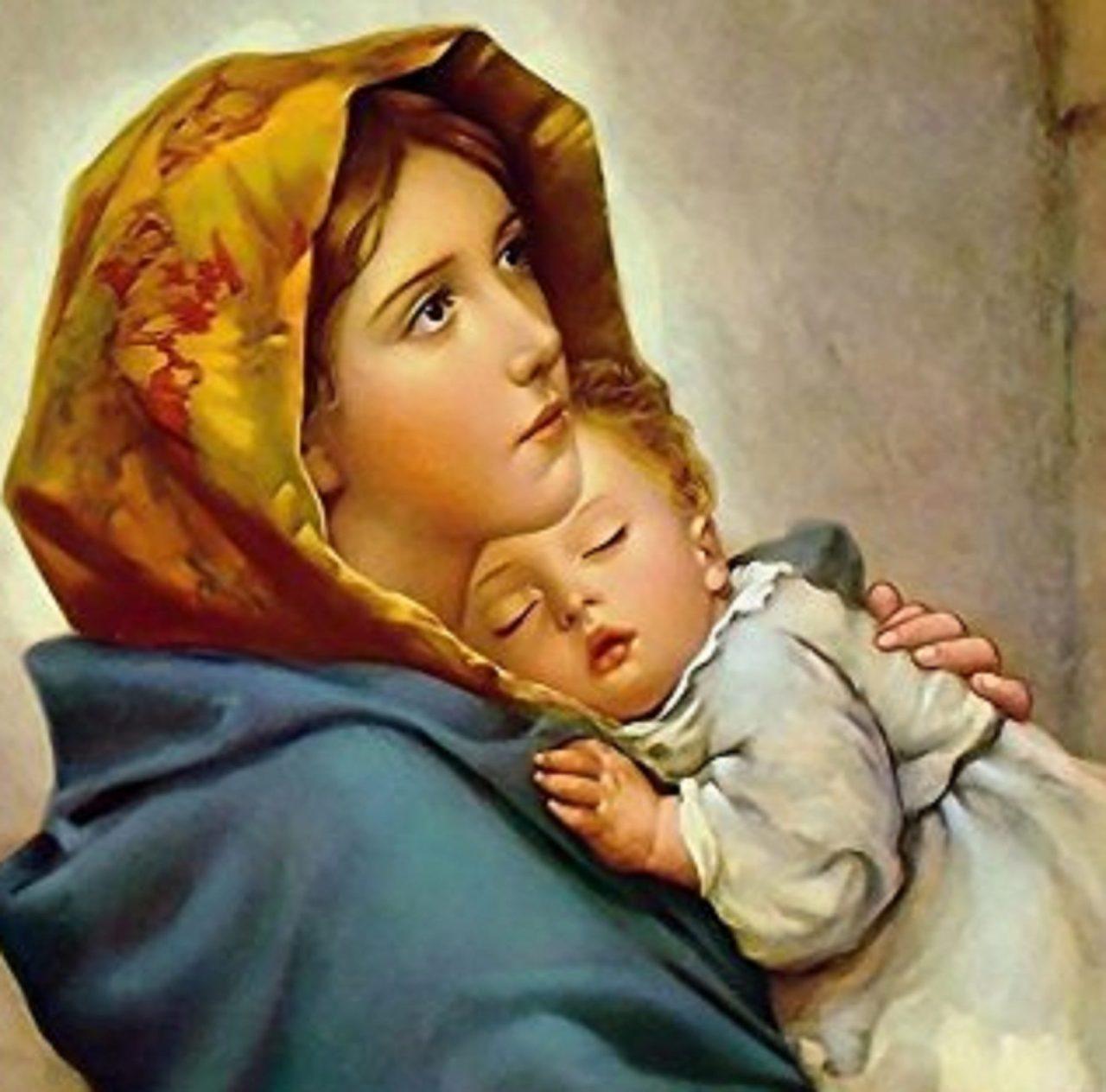 Why Catholics Venerate Mary
