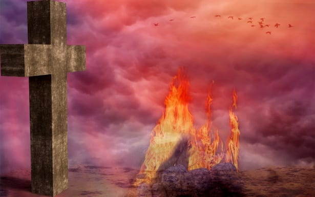 Where Is Purgatory Mentioned In The Bible?