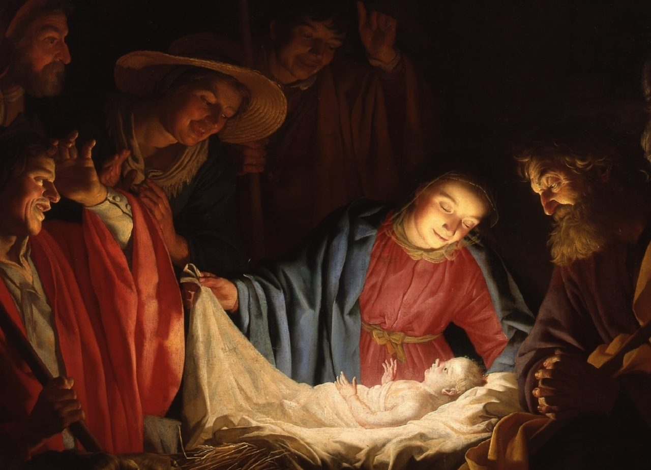 Why was Jesus Born at Midnight?
