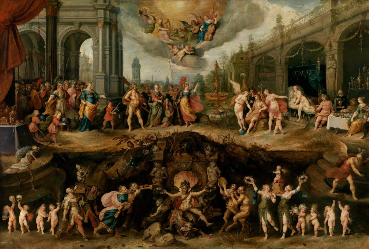 Top 9 Evidences From The Bible That Purgatory Exists