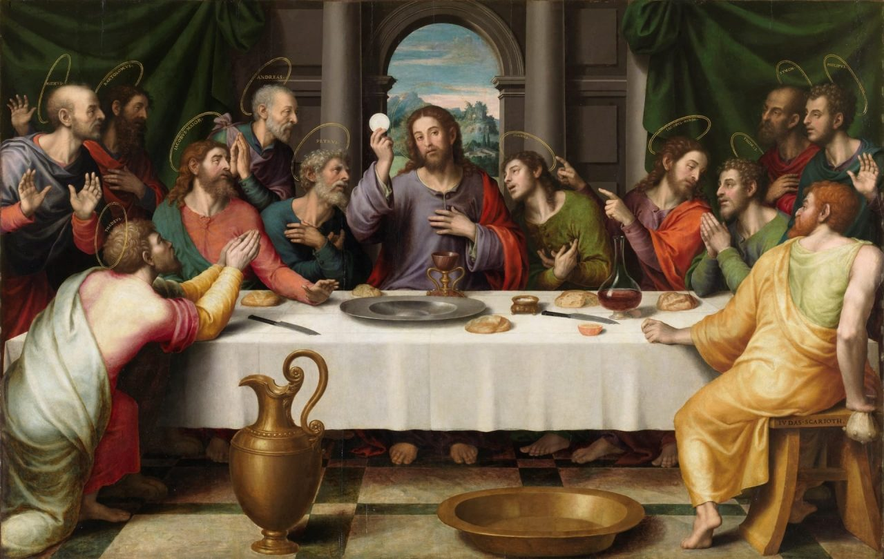 Evidences of the Transubstantiation of the Holy Eucharist