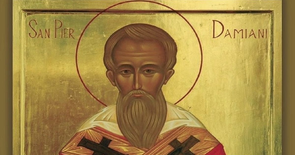 Saint of the Day: St. Peter Damian