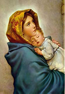 Find out how much the Blessed Mother loves her spiritual children
